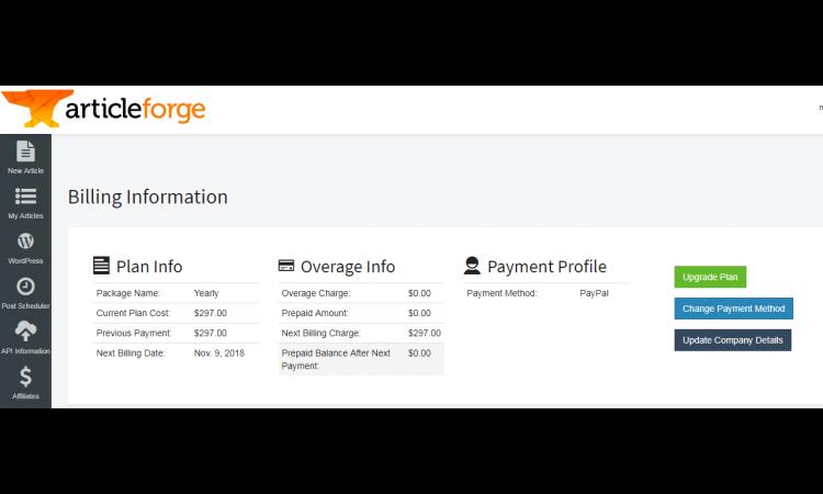 Article Forge License 1 tahun Rp 300.000 Garansi 3 bulan !