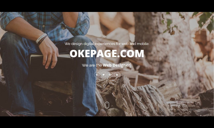 Domain OKEPAGE.COM