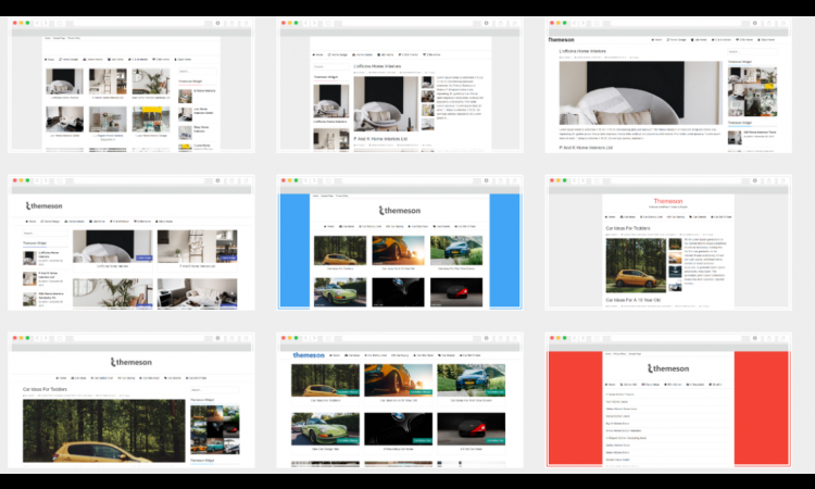 Divira AMP WordPress Theme Bagus Wallpaper CTR Tinggi